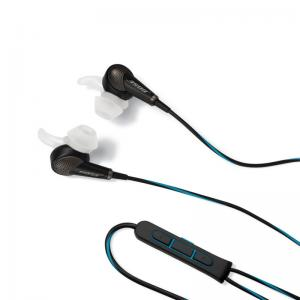 Bose 耳塞式耳机 QC20--iPhone版/QC20/黑色
