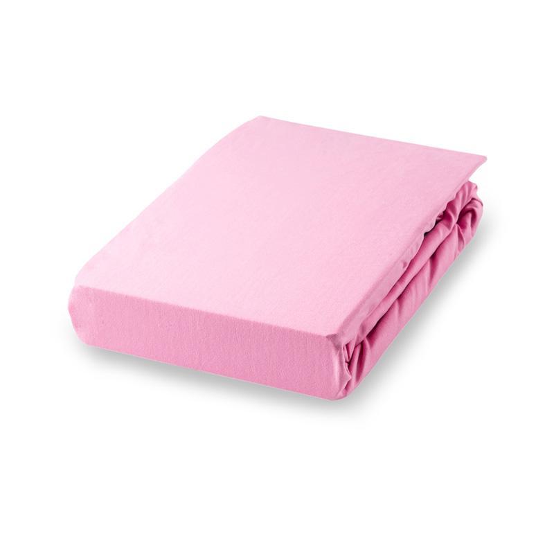 德国 Formesse Bella Donna Jersey床垫保护套 床笠1.8m*2m 粉红【国内仓】