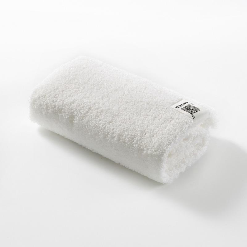 日本 Prairie Dog 根性音乐运动毛巾 有机棉毛巾32*85cm 白色(纯真)【国内仓】