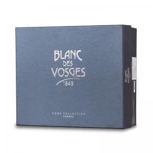 法国 Blanc Des Vosges顶级四件套(礼盒装) 灰色【国内仓】