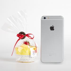 日本 Prairie Dog Cupcake纯棉毛巾 杯形蛋糕毛巾25×25cm 黄色【国内仓】