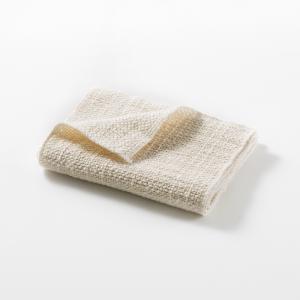 日本 Prairie Dog 纯棉多用途家布 擦汗洗脸毛巾18*100cm 棕色海藻花图案【国内仓】