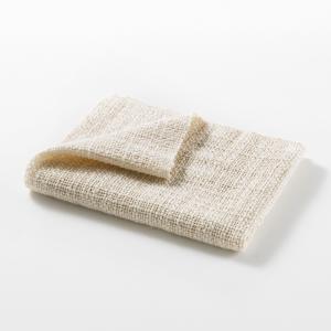 日本 Prairie Dog 纯棉毛巾多用途家布纯棉洗脸毛巾28*84cm 棕色海藻花图案【国内仓】