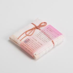 日本 Prairie Dog 樱花系列今治毛巾超柔有机棉毛巾34*35cm 樱花【国内仓】