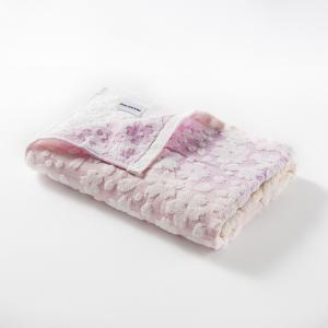 日本 Prairie Dog 樱花系列今治浴巾 有机棉毛巾60*120cm 樱花【国内仓】