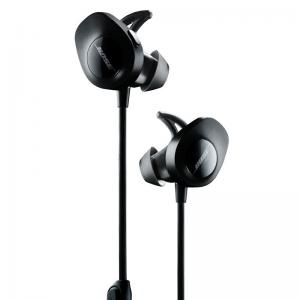 美国 Bose 耳机 Sound Sport Wireless 黑色