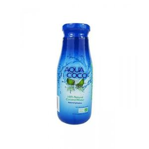 英国 Aqua Coco Coconut Water 100% 椰子水 250mlx12