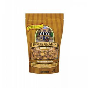 英国 Bakery On Maine Rainforest Granola 烤麦片 340g*2袋