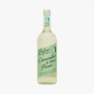 英国 Belvoir Cucumber & Mint Presse 水果饮料 750ml*4瓶
