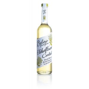 英国 Belvoir Elderflower Cordial Organic 水果饮料 500ml*...
