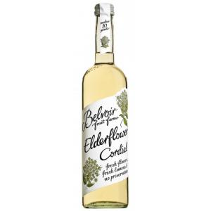 英国 Belvoir Elderflower Cordial 水果饮料 500ml*4瓶