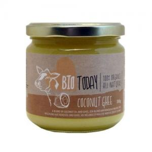 英国 Bio Today Coconut Ghee 椰子酥油 350ml