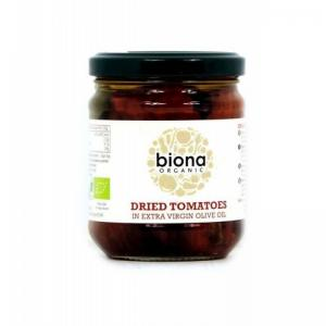 英国 Biona Tomatoes Sundried In Extra Virgin Olive Oil 170g