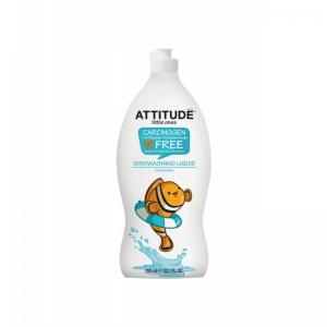 英国 Attitude Little Ones Washing Up Liquid Fragranc...