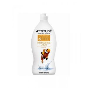 英国 Attitude Washing Up Liquid Citrus Zest 洗洁精 700m...