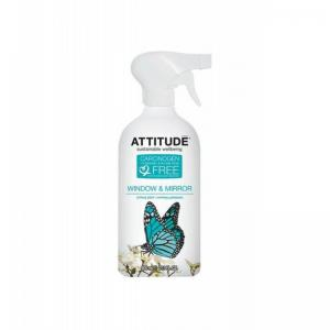 英国 Attitude Window & Mirror Citrus Zest Cleaner 玻璃...