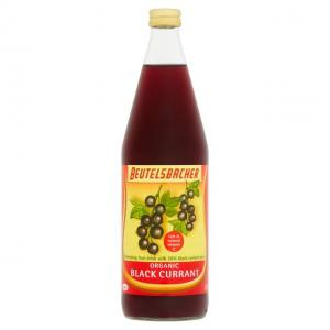英国 Beutelsbacher Demeter Blackcurrant Juice 水果果汁 7...