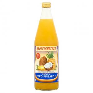 英国 Beutelsbacher Demeter Coco-Pineapple Juice 水果果汁...