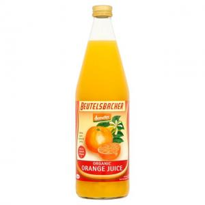 英国 Beutelsbacher Demeter Orange Juice 水果果汁 750ml