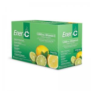 英国 Ener-C Lemon Lime Sachets 水果粉 冲饮 30s 2件装