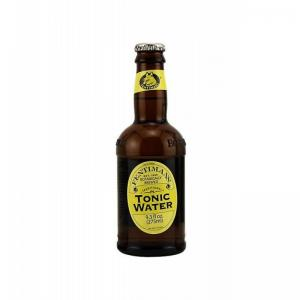 英国 Fentimans Tonic Water 发酵植物饮料 200mlx4 4件装
