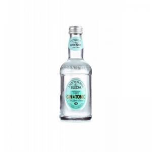 英国 Fentimans Premixed Premium Gin & Tonic 发酵植物饮料 2...