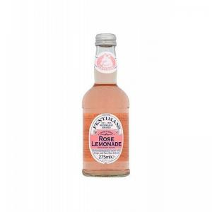 英国 Fentimans Rose Lemonade 发酵植物饮料 275mlx12