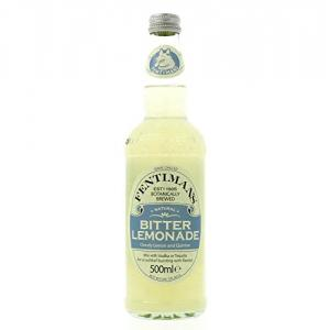 英国 Fentimans Bitter Lemonade 发酵植物饮料 500mlx8