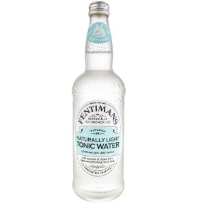 英国 Fentimans Naturally Light Tonic Water 发酵植物饮料 50...