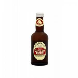 英国 Fentimans Ginger Beer 发酵植物饮料 750ml 6件装
