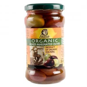英国 Gaea Organic Mixed Marinated Olives  橄榄 300g 4件...