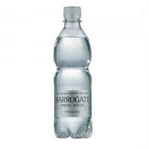 英国 Harrogate Sparkling Water Pet 气泡水 500mlx24