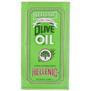 英国 Hellenic Extra Virgin Olive Oil 橄榄油