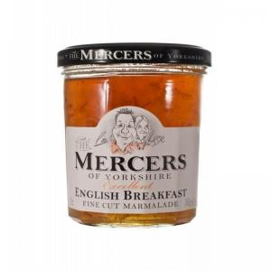 英国 Mercers Fine Cut English Breakfast Marmalade 罐头...