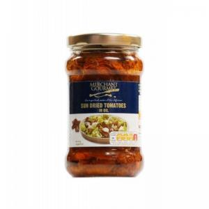 英国 Merchant Gourmet Sundried Tomatoes In Oil 西红柿罐头...