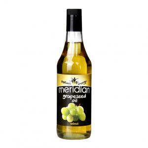 英国 Meridian Grapeseed Oil 葡萄籽油 500ml