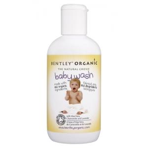 英国 Bentley Organic Baby Wash 婴儿清洗 250ml*4瓶
